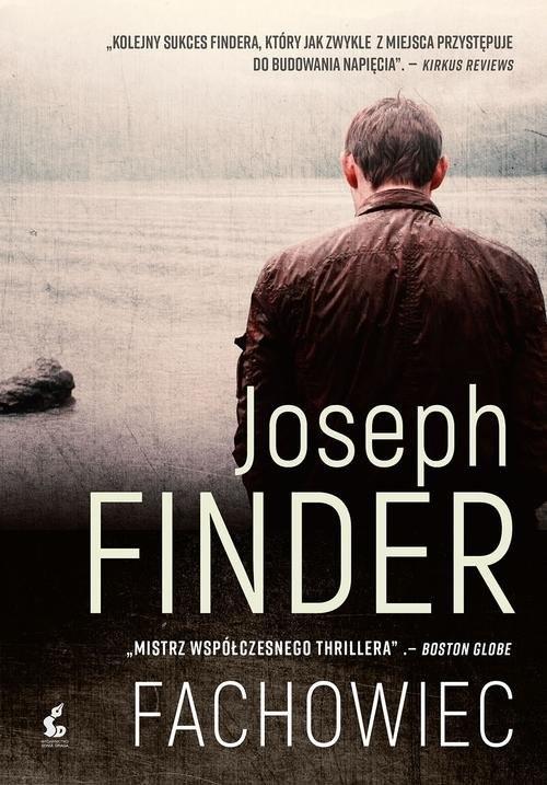okładka Fachowiec, Książka | Joseph Finder