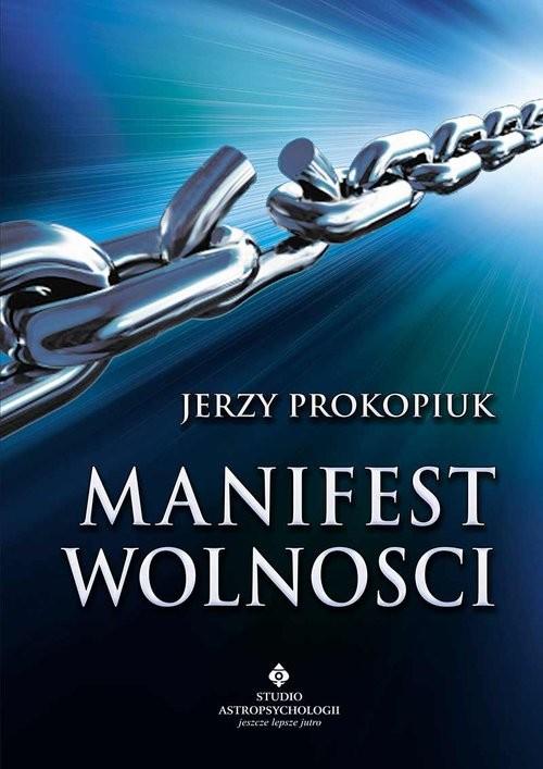 okładka Manifest wolności, Książka   Prokopiuk Jerzy