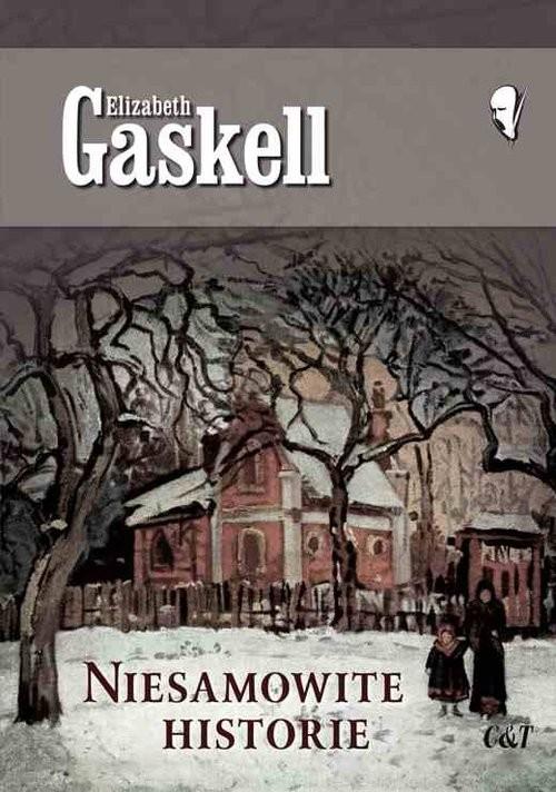 okładka Niesamowite historie, Książka | Elizabeth Gaskell