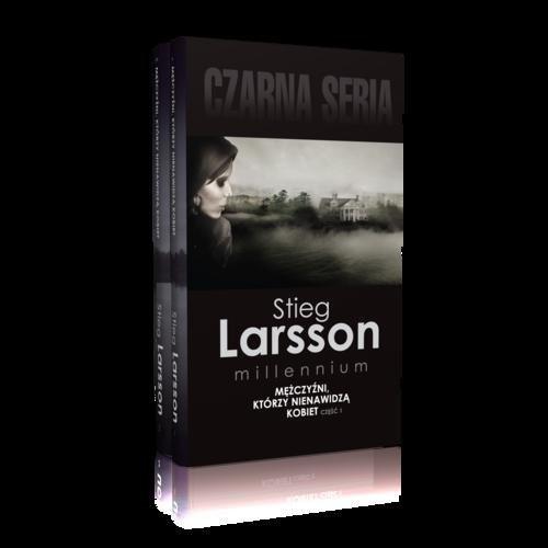 okładka Mężczyźni, którzy nienawidzą kobiet Część 1-2 Pakiet, Książka | Larsson Stieg