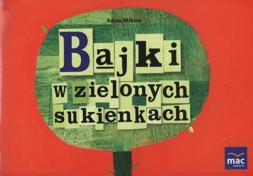 okładka Bajki w zielonych sukienkach, Książka | Mikita Anna