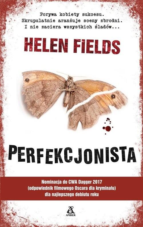 okładka Perfekcjonista, Książka   Fields Helen