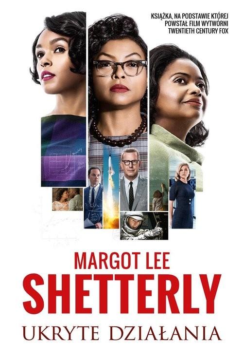okładka Ukryte działania, Książka   Margot Lee Shetterly