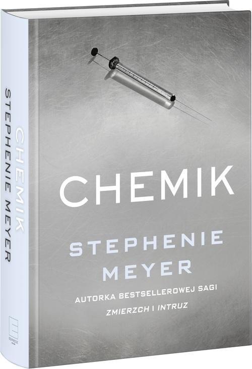 okładka Chemik, Książka | Stephenie Meyer