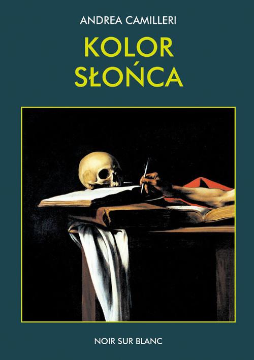 okładka Kolor słońca, Książka | Camilleri Andrea