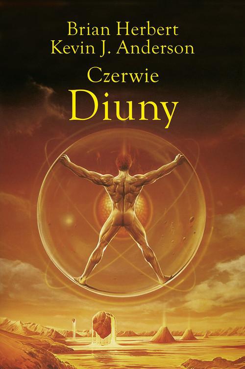 okładka Czerwie Diuny, Książka | Kevin J. Anderson, Brian Herbert