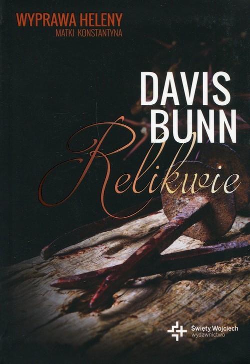 okładka Relikwie, Książka | Davis Bunn