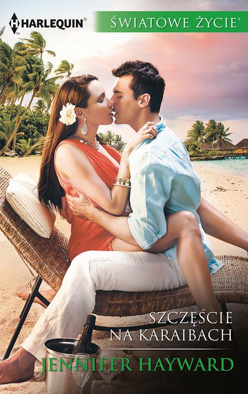 okładka Szczęście na Karaibach, Książka | Jennifer Hayward