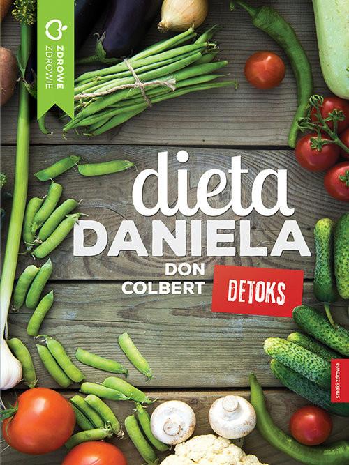 okładka Dieta Daniela, Książka | Colbert Don
