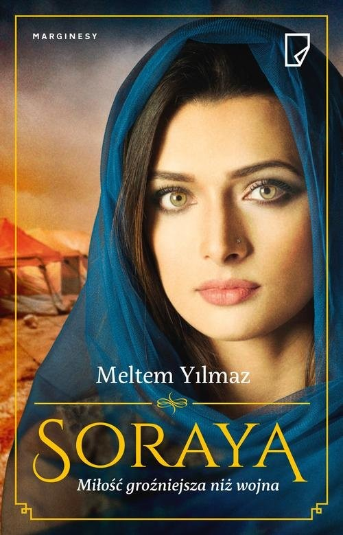 okładka Soraya, Książka | Yilmaz Meltem