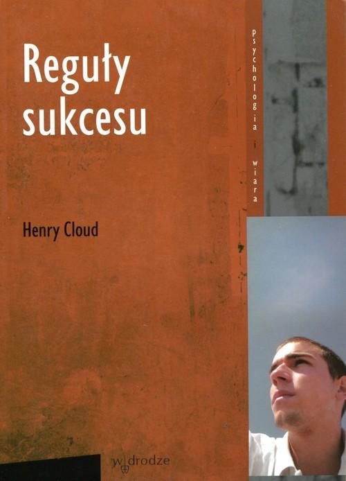 okładka Reguły sukcesu wyd 2, Książka   Cloud Henry