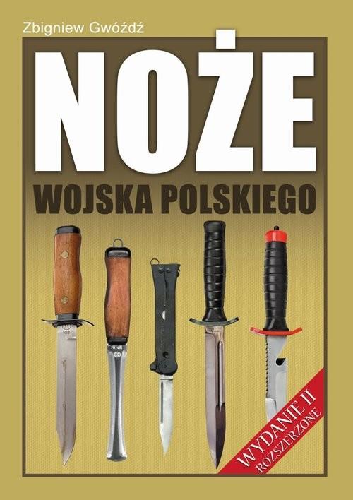 okładka Noże Wojska Polskiego, Książka | Gwóźdź Zbigniew