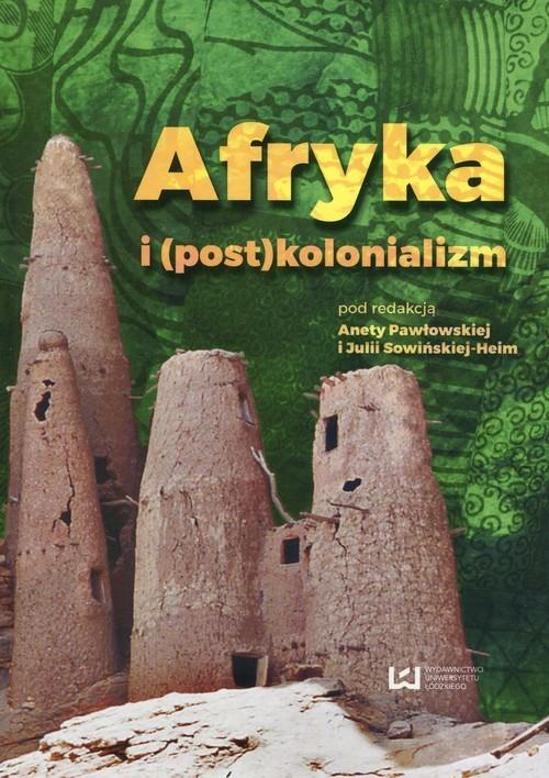 okładka Afryka i postkolonializm, Książka |