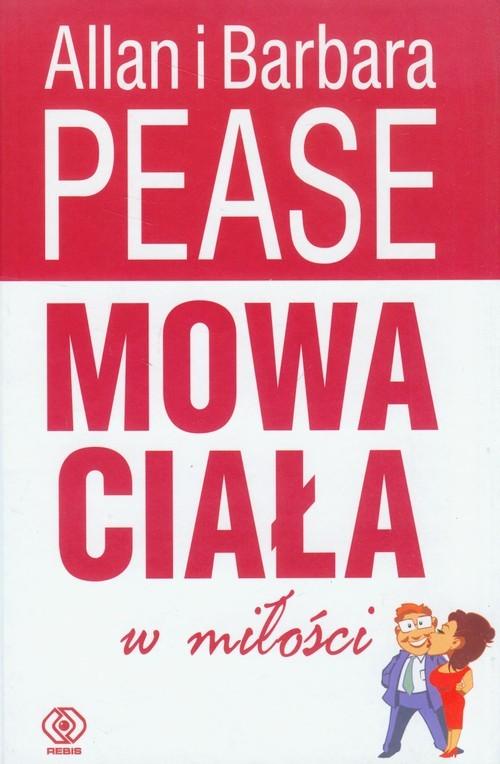 okładka Mowa ciała w miłości, Książka | Pease Allan, Pease Barbara