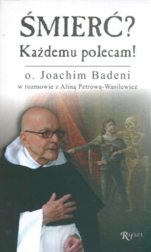 okładka Śmierć Każdemu polecam, Książka | Joachim Badeni, Alina Petrowa-Wasilewicz