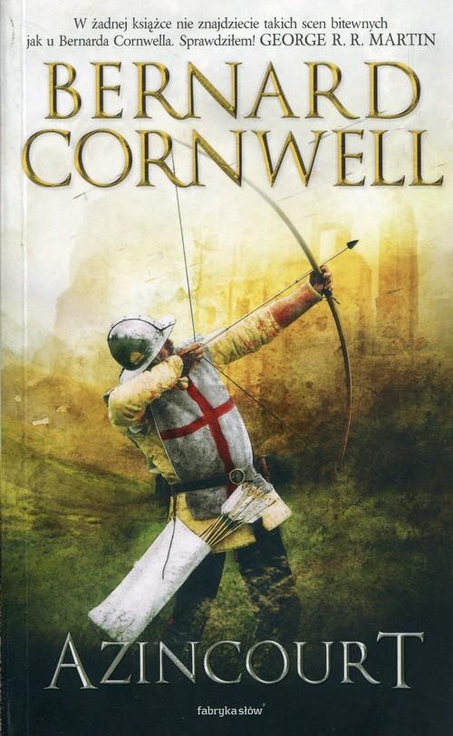 okładka Azincourt, Książka | Bernard Cornwell