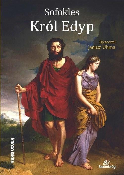 okładka Król Edyp, Książka | Sofokles