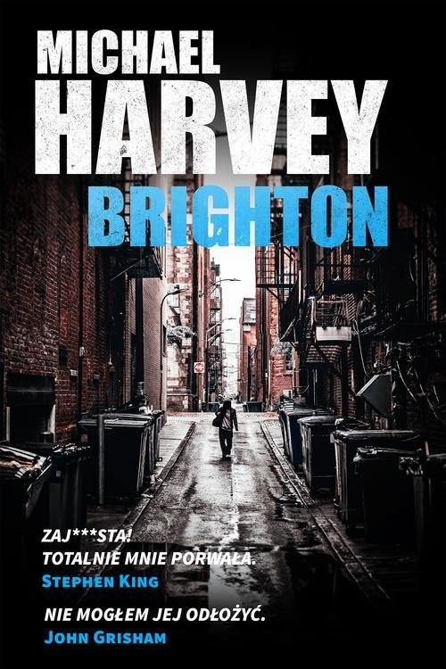 okładka Brighton, Książka | Harvey Michael