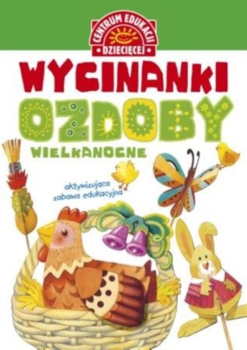 okładka Wycinanki Ozdoby wielkanocneksiążka |  | Szarf Maria