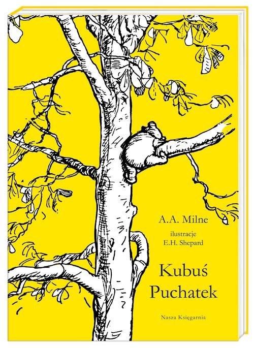 okładka Kubuś Puchatek, Książka   A. A. Milne