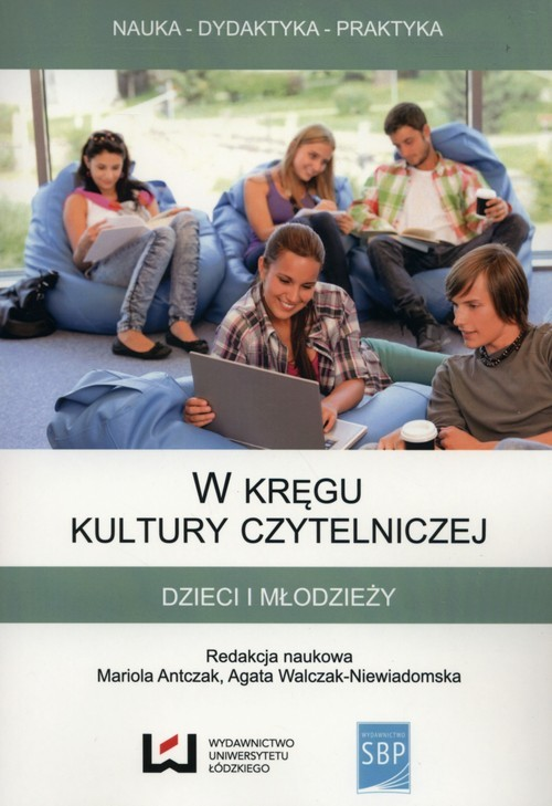 okładka W kręgu kultury czytelniczej dzieci i młodzieży, Książka  