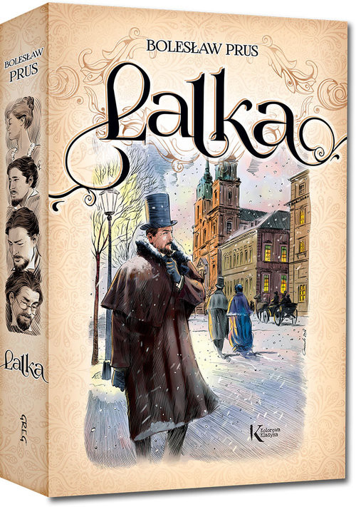 okładka Lalka, Książka | Bolesław Prus