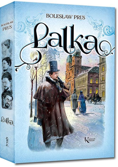 okładka Lalkaksiążka |  | Prus Bolesław