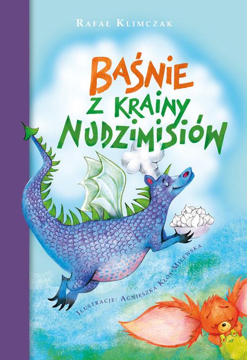 okładka Baśnie z krainy nudzimisiów, Książka | Klimczak Rafał