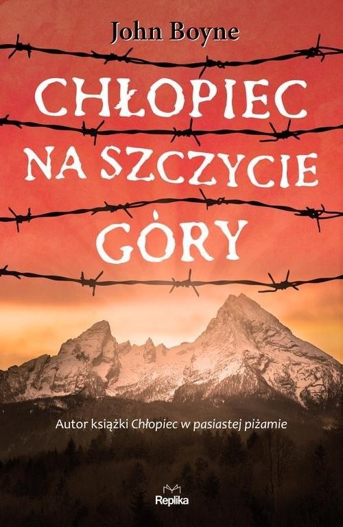 okładka Chłopiec na szczycie góryksiążka |  | John Boyne