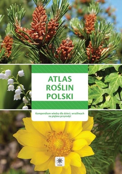 okładka Unica - Atlas roślin Polskiksiążka |  |