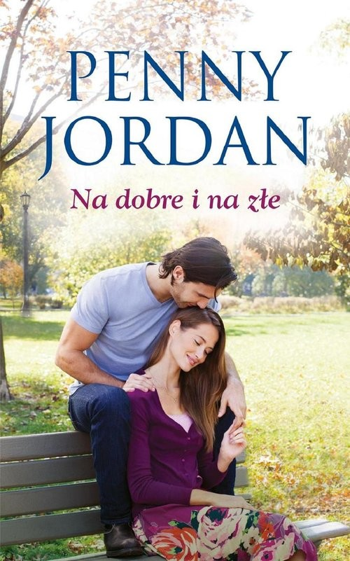 okładka Na dobre i na złe, Książka | Jordan Penny