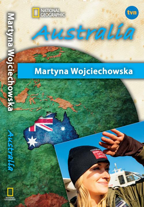 okładka Australia Kobieta na krańcu świata, Książka | Wojciechowska Martyna