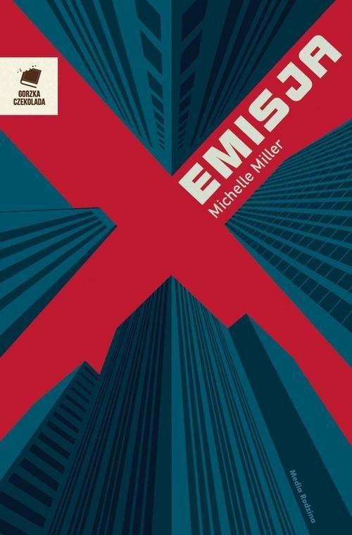 okładka Emisja, Książka   Miller Michelle