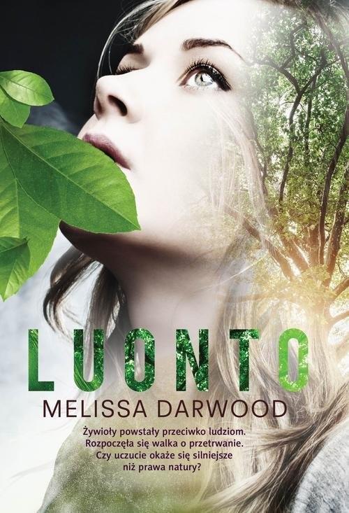 okładka Luonto, Książka | Melissa Darwood