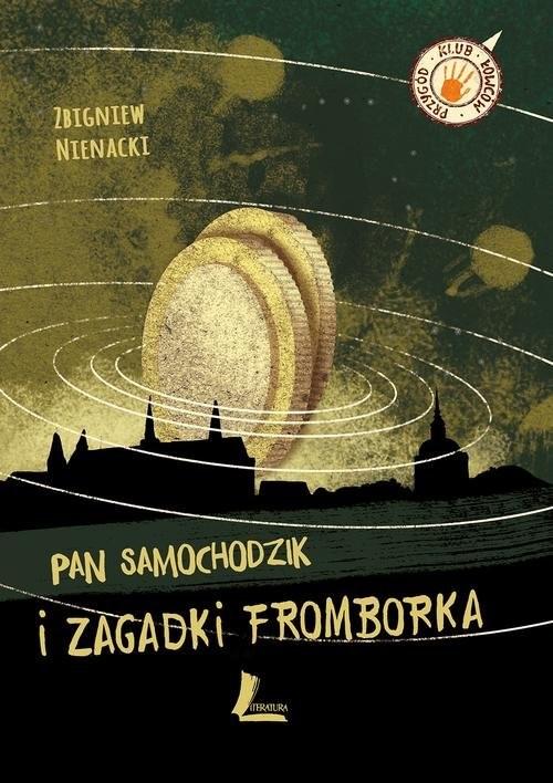 okładka Pan Samochodzik i zagadki Fromborkaksiążka |  | Zbigniew Nienacki