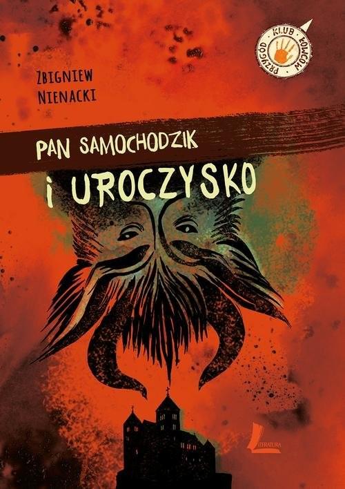 okładka Pan Samochodzik i uroczysko, Książka | Nienacki Zbigniew