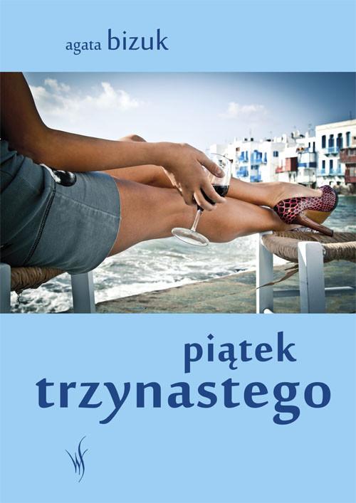 okładka Piątek trzynastego, Książka | Bizuk Agata