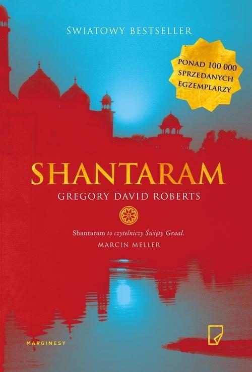 okładka Shantaram, Książka | Gregory David Roberts