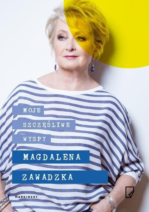 okładka Moje szczęśliwe wyspy, Książka   Zawadzka Magdalena