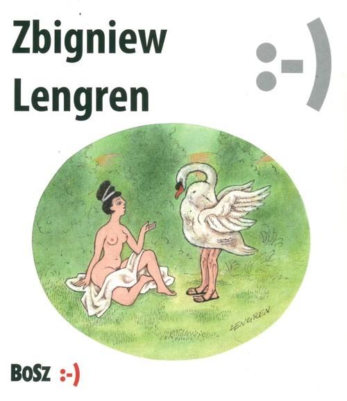 okładka Nie bij jej bo się spocisz, Książka | Zbigniew Lengren