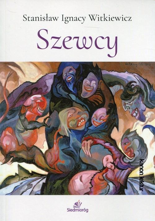 okładka Szewcy, Książka | Stanisław Ignacy Witkiewicz