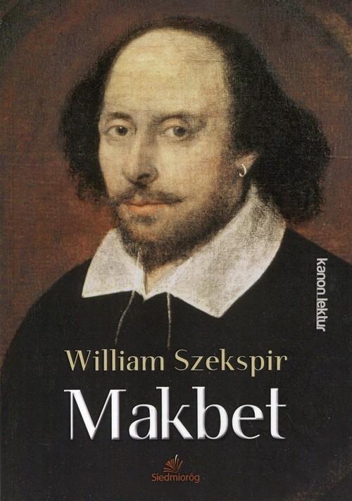 okładka Makbet. KsiążkaSzekspir William