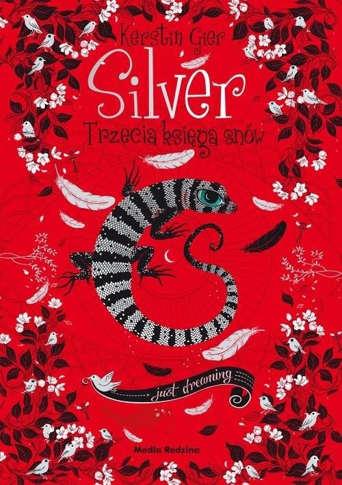 okładka Silver Trzecia księga snów, Książka | Gier Kerstin