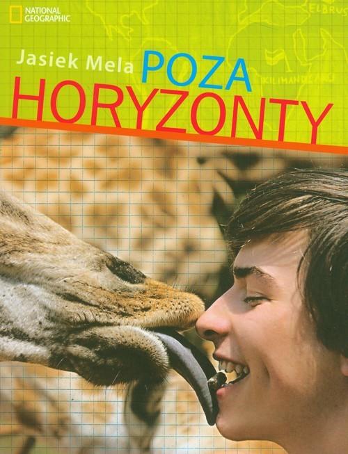 okładka Poza horyzonty, Książka | Mela Jasiek