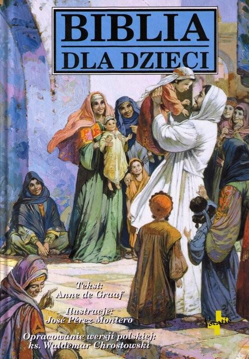 okładka Biblia dla dzieci, Książka |