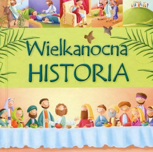 okładka Wielkanocna historia, Książka | David Juliet