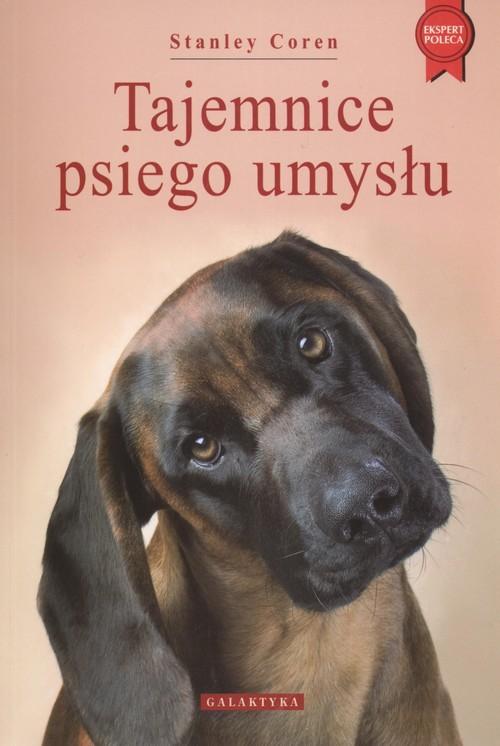 okładka Tajemnice psiego umysłu, Książka | Coren Stanley