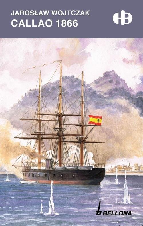 okładka Callao 1866, Książka   Wojtczak Jarosław