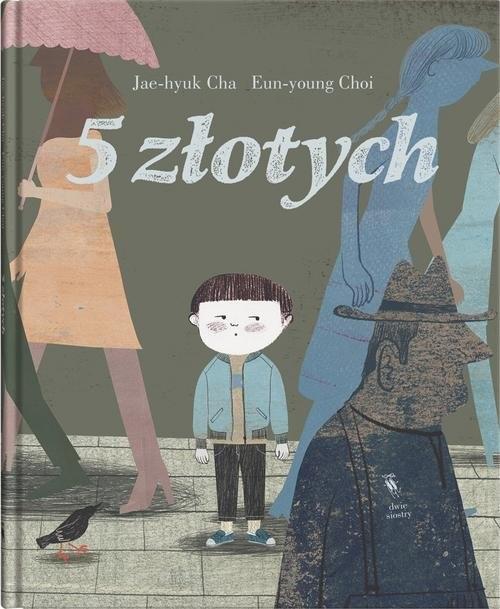 okładka 5 złotych, Książka | Cha Jae-hyuk, Choi Eun-young