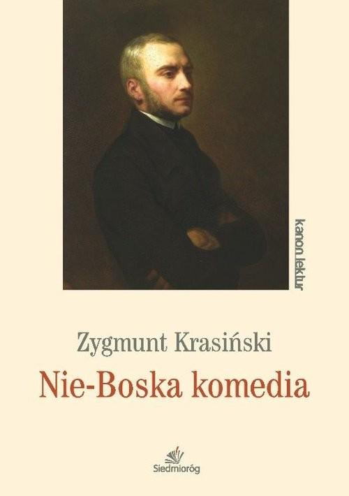 okładka Nie-Boska komedia, Książka | Zygmunt Krasiński